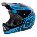 TROY LEE DESIGNS Casque D2 DELTA Bleu 2013