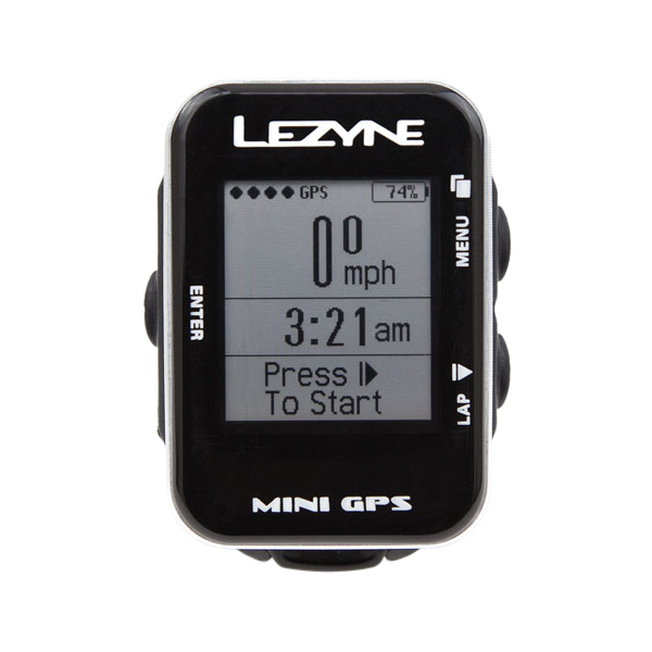 GPS Lezyne Mini