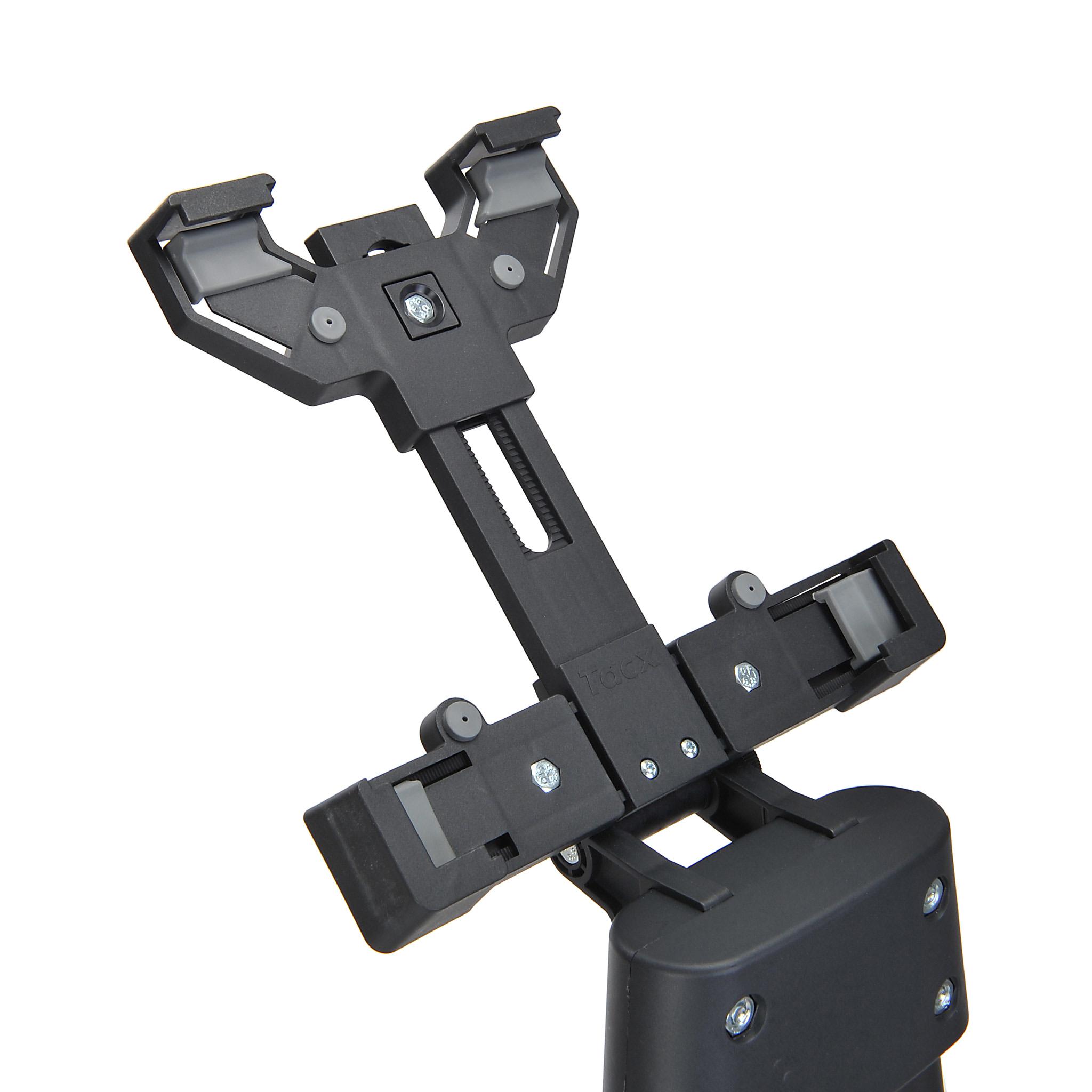 support pied pour tablette pour home trainer tacx t2098 probikeshop. Black Bedroom Furniture Sets. Home Design Ideas