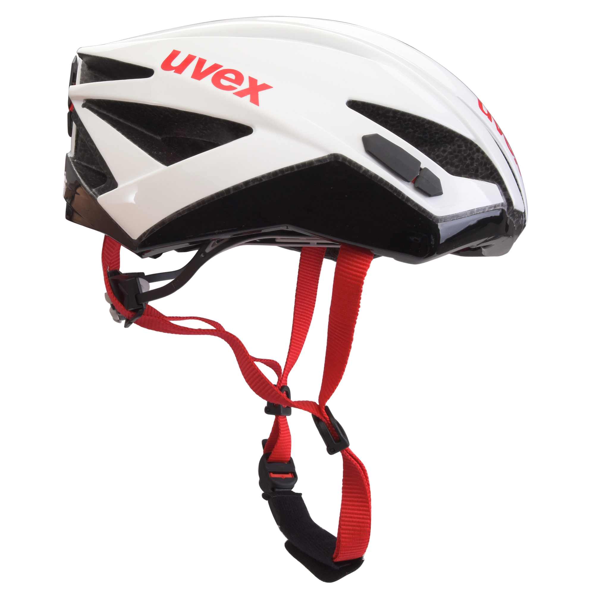Casco UVEX ULTRASONIC RACE Blanco 2016