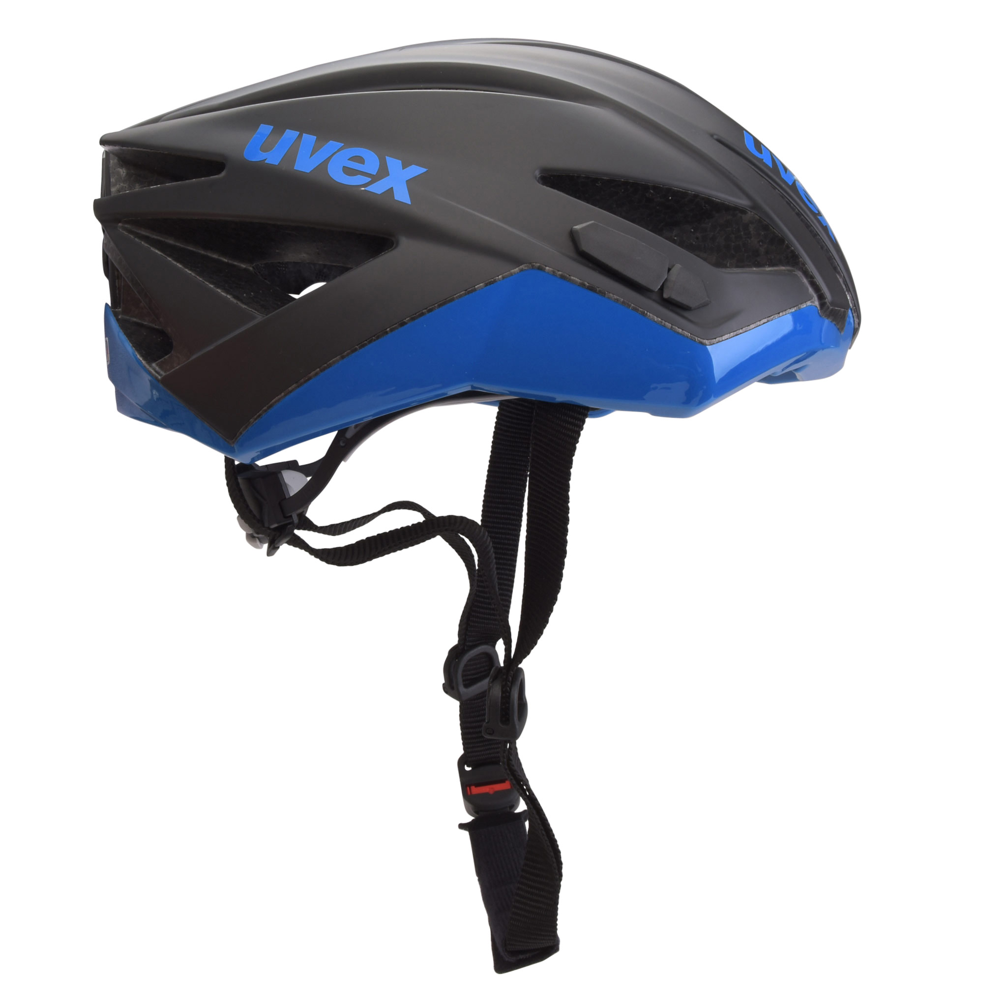 Casco UVEX ULTRASONIC RACE Negro 2016