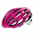 UVEX Casque FP1 T-MOBILE Rose Blanc