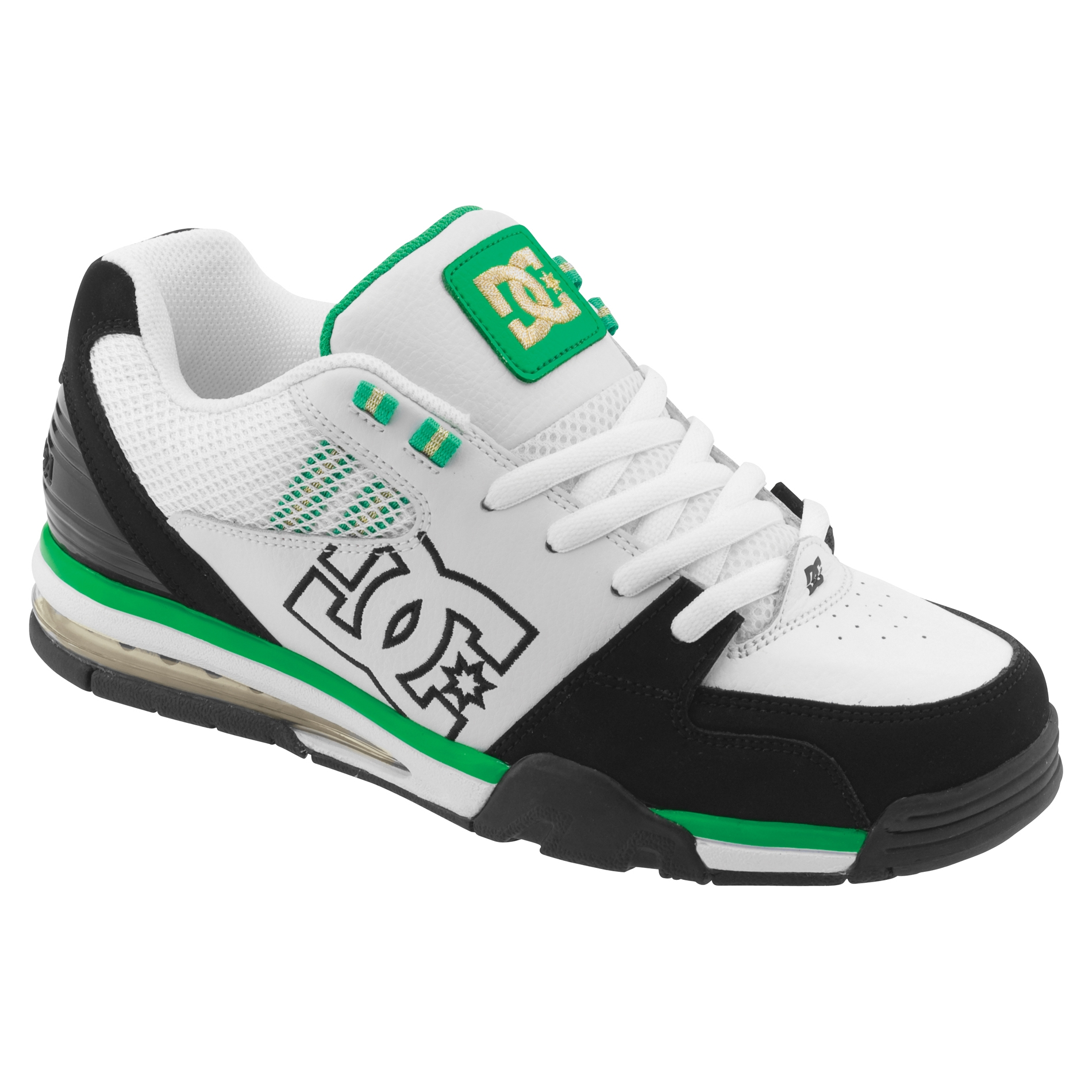 pin dc shoes chaussures versatile noir blanc emerald probikeshop on pinterest. Black Bedroom Furniture Sets. Home Design Ideas