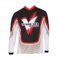 VENDETTA RACING Maillot TEAM Noir 2012