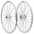 Roue fixie Miche Pistard Full White