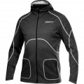 CRAFT Veste ACTIVE Capuche Gris 2012
