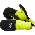 CRAFT Gants HYBRID Jaune 2012