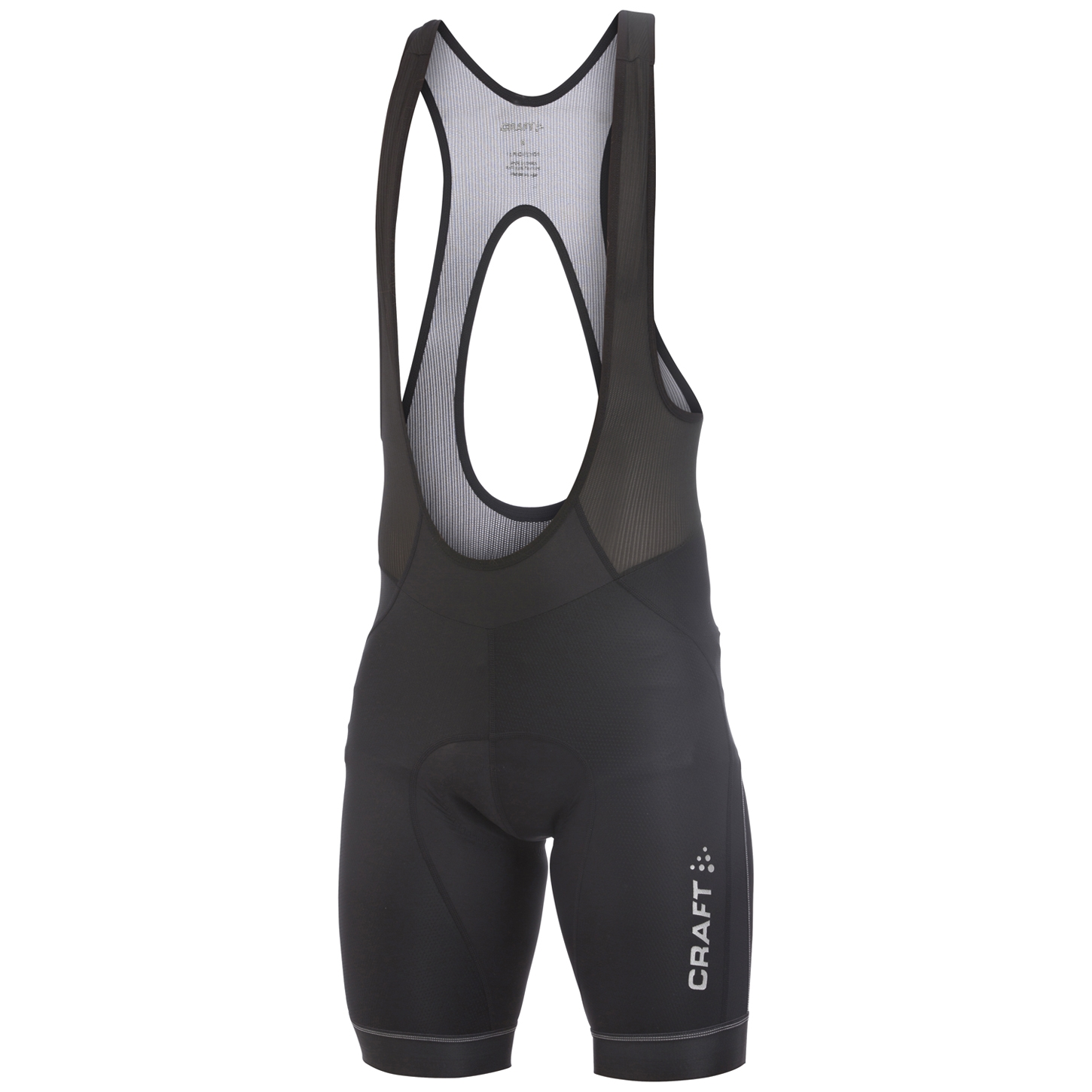 Culotte corto con tirantes CRAFT PERFORMANCE Negro