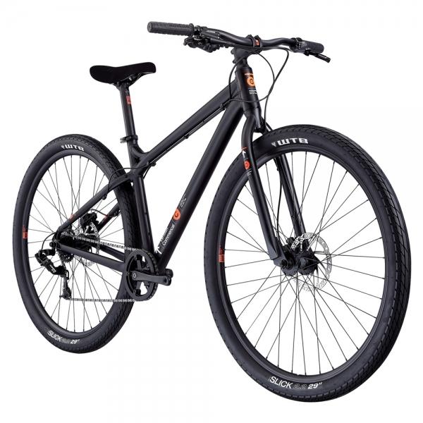Vélo COMMENCAL UPTOWN AL ORIGIN Noir 2015