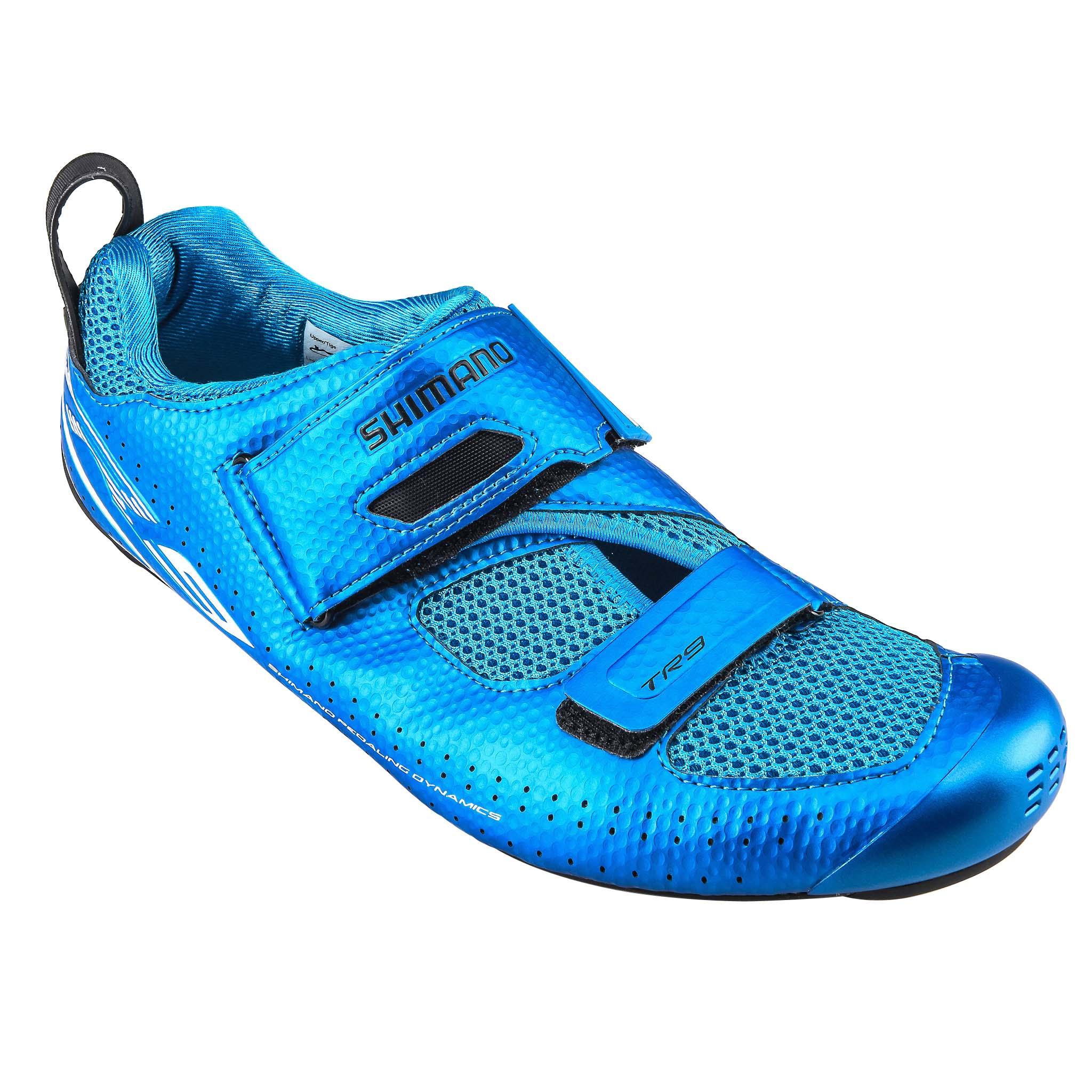 Zapatillas Triatlón SHIMANO TR9 Azul 2017