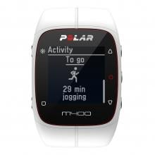 Montre GPS POLAR M400 HR Blanc