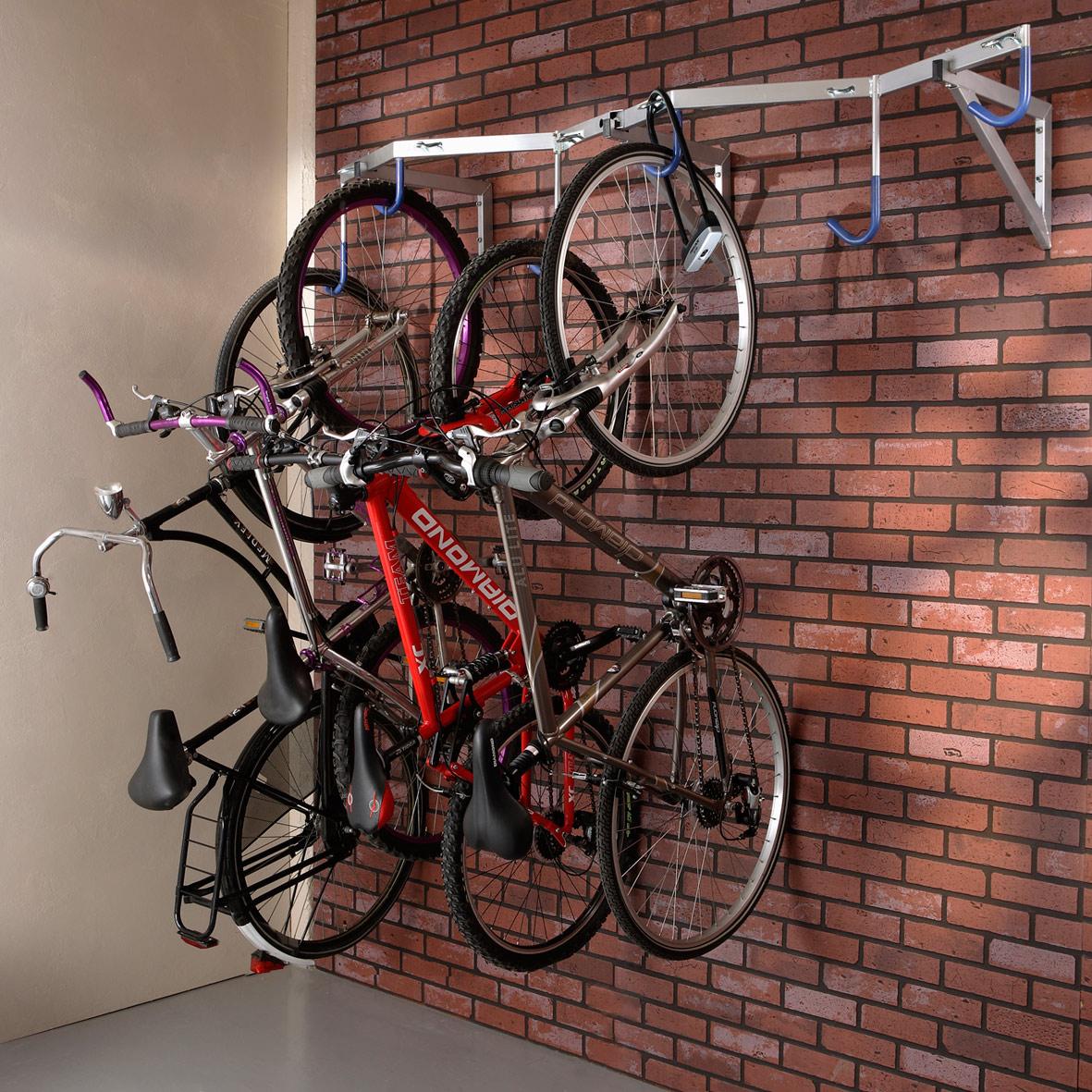 comprar soporte bicicletas pared compara precios en. Black Bedroom Furniture Sets. Home Design Ideas
