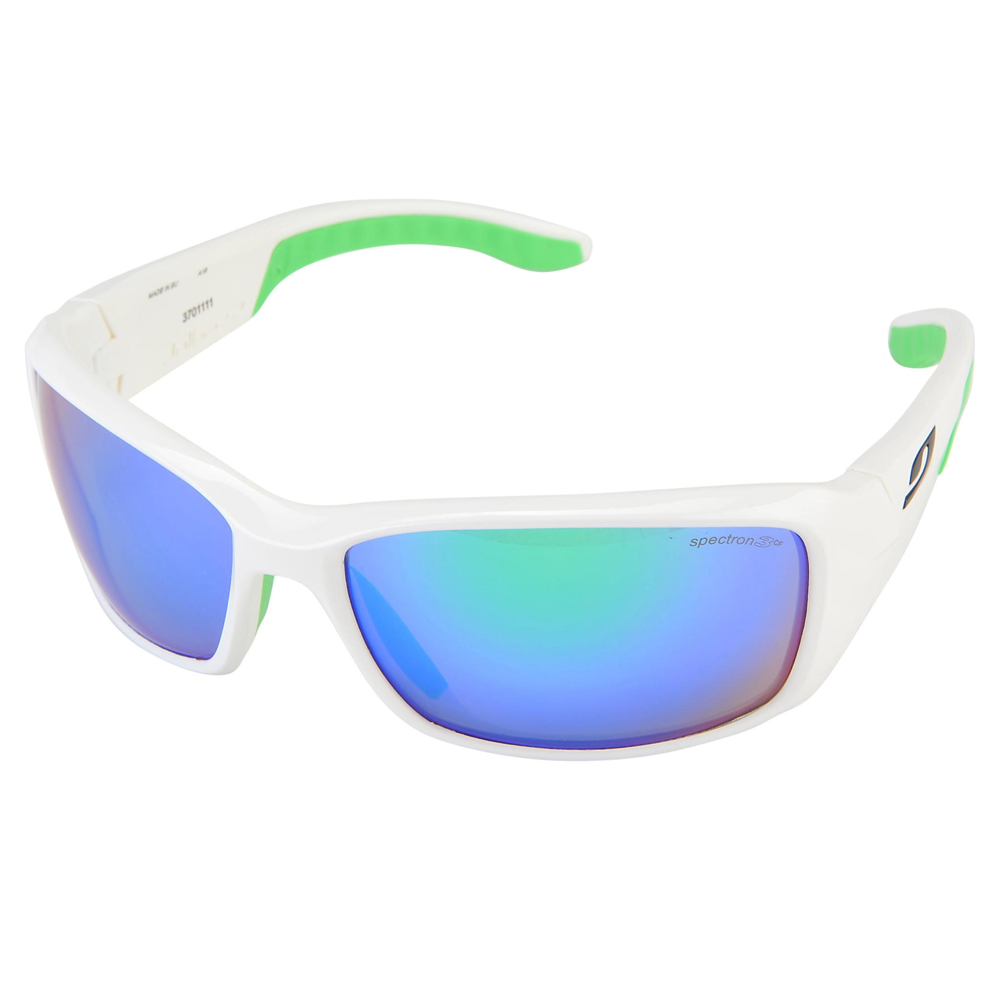 Gafas de sol JULBO RUN Blanco/Verde Iridium J3701111 2016