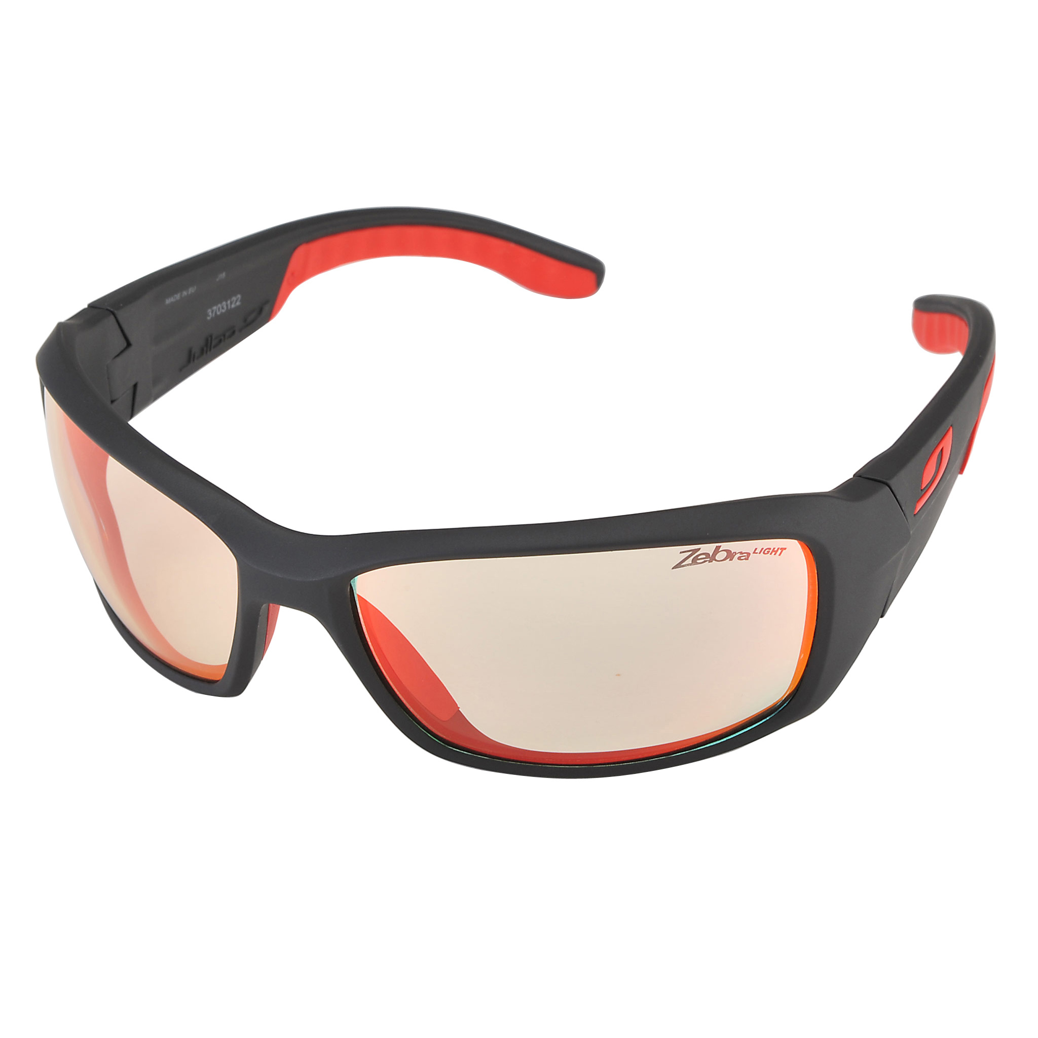Gafas de sol JULBO RUN Negro/Rojo Fotocromáticas J3703122 2016