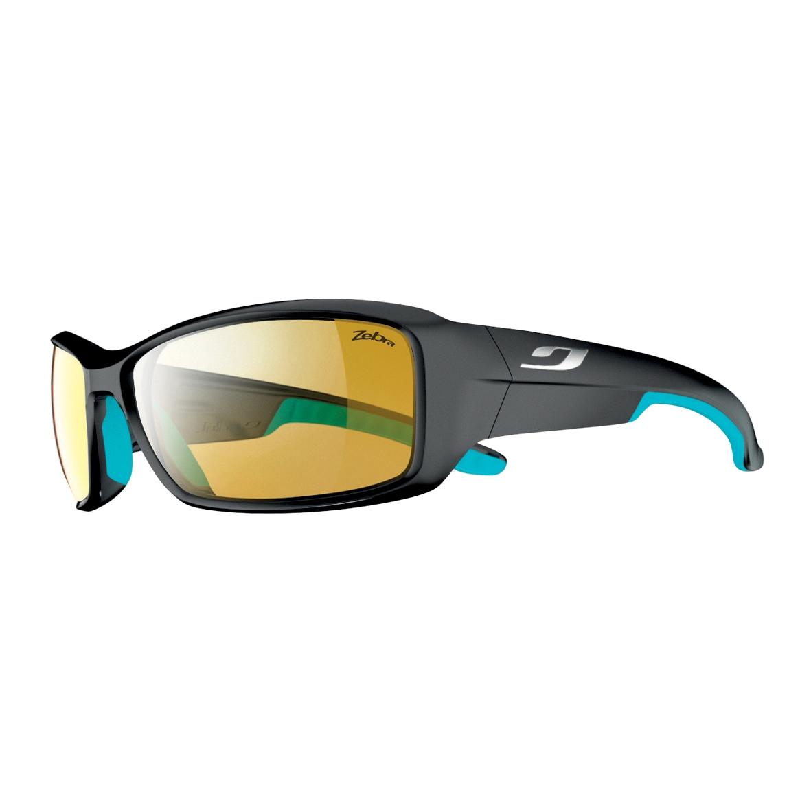 Gafas de sol JULBO RUN Negro/Azul Fotocromáticas J370314
