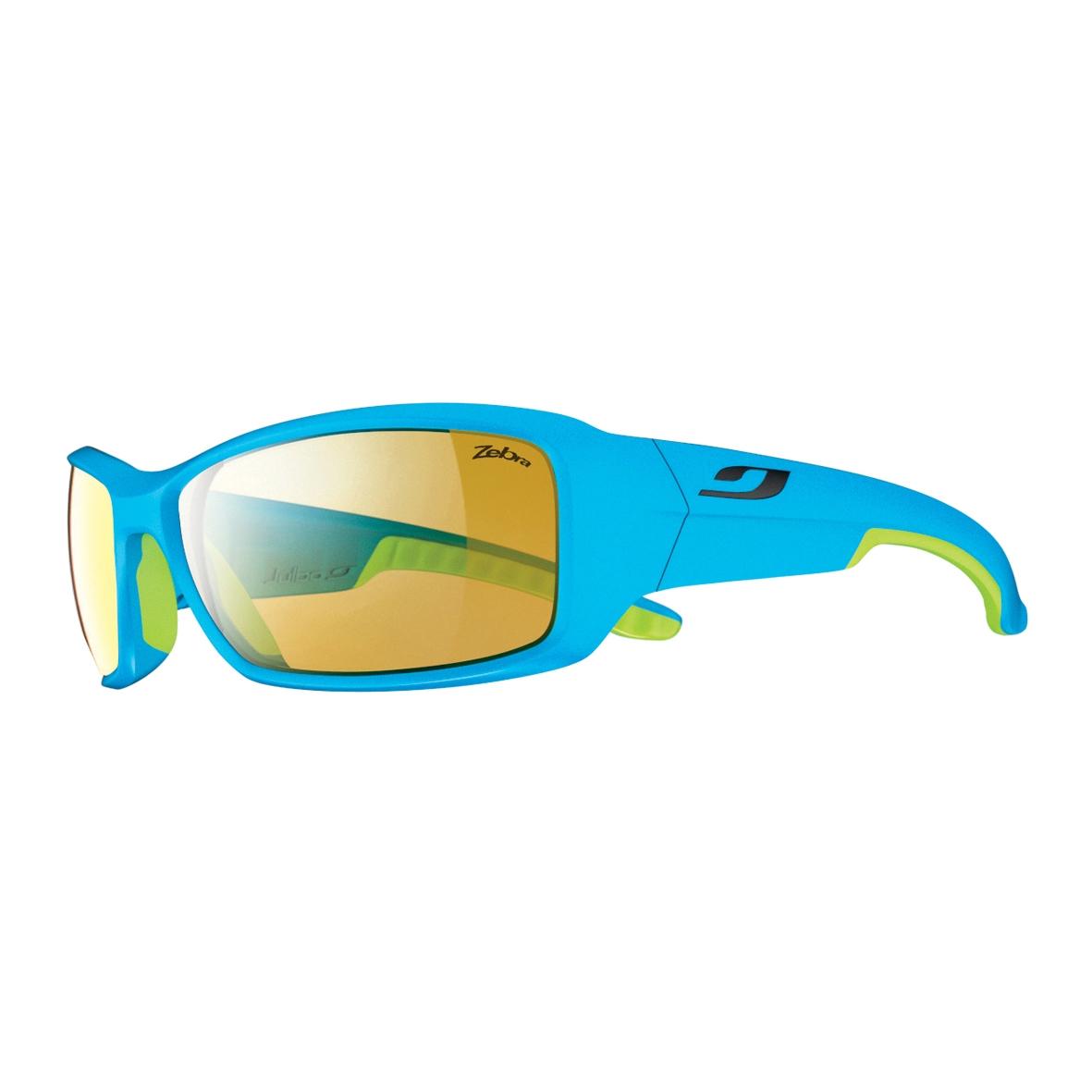 Gafas de sol JULBO RUN Azul/Verde Fotocromáticas J3703112