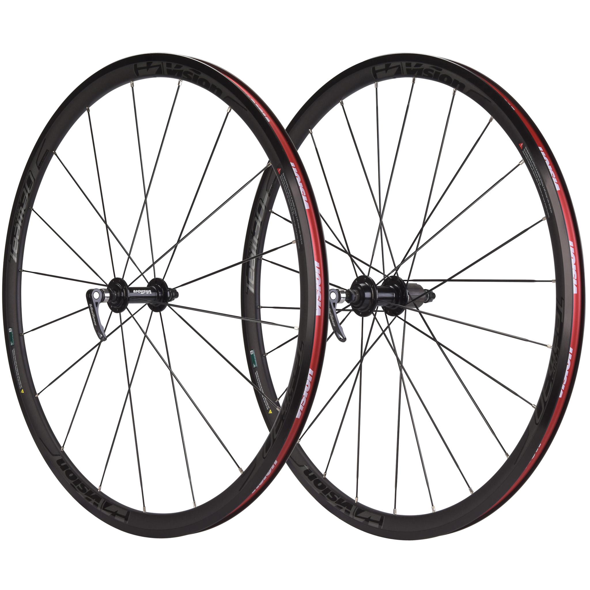 Par de ruedas VISION TEAM 30 COMP para cubiertas