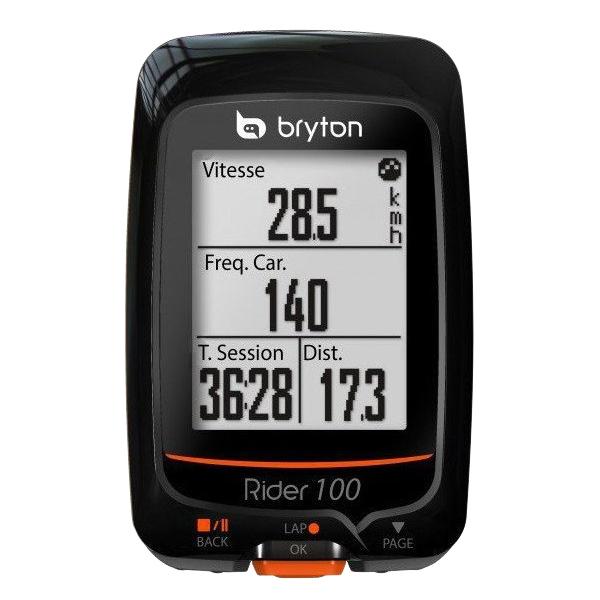 GPS BRYTON RIDER 100 E