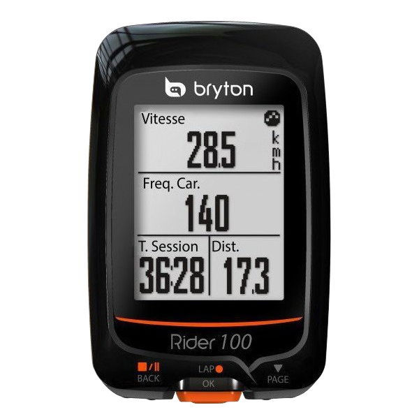 GPS BRYTON RIDER 100 T