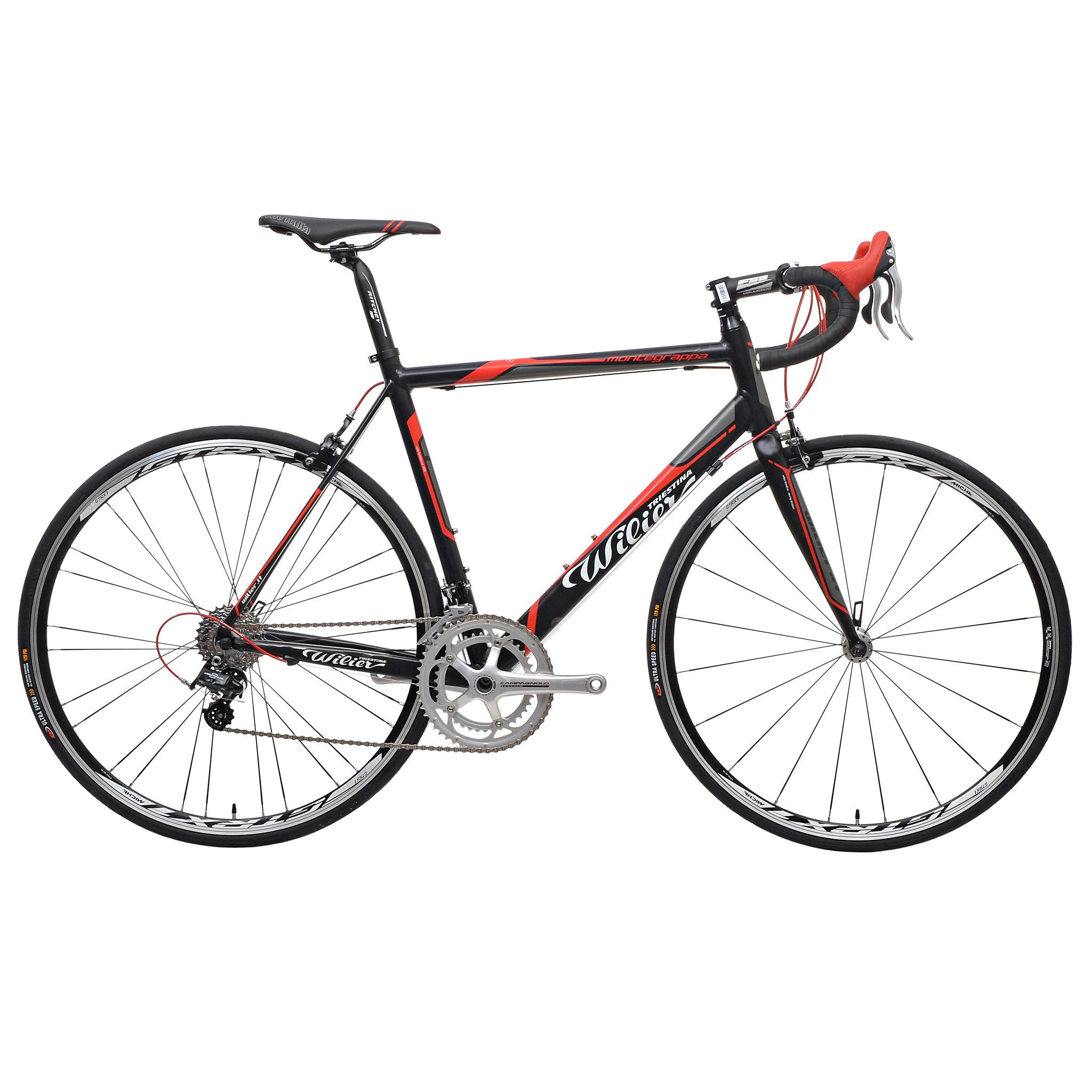 Bicicleta de carrera WILIER TRIESTINA MONTEGRAPPA Campagnolo Centaur 39/53 2015