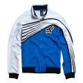 FOX Veste ZIP TOP SHELF Bleu