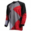 FOX Maillot FREERIDE AIR Manches Longues Rouge
