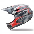 GIRO Casque REMEDY Rouge Noir 2012