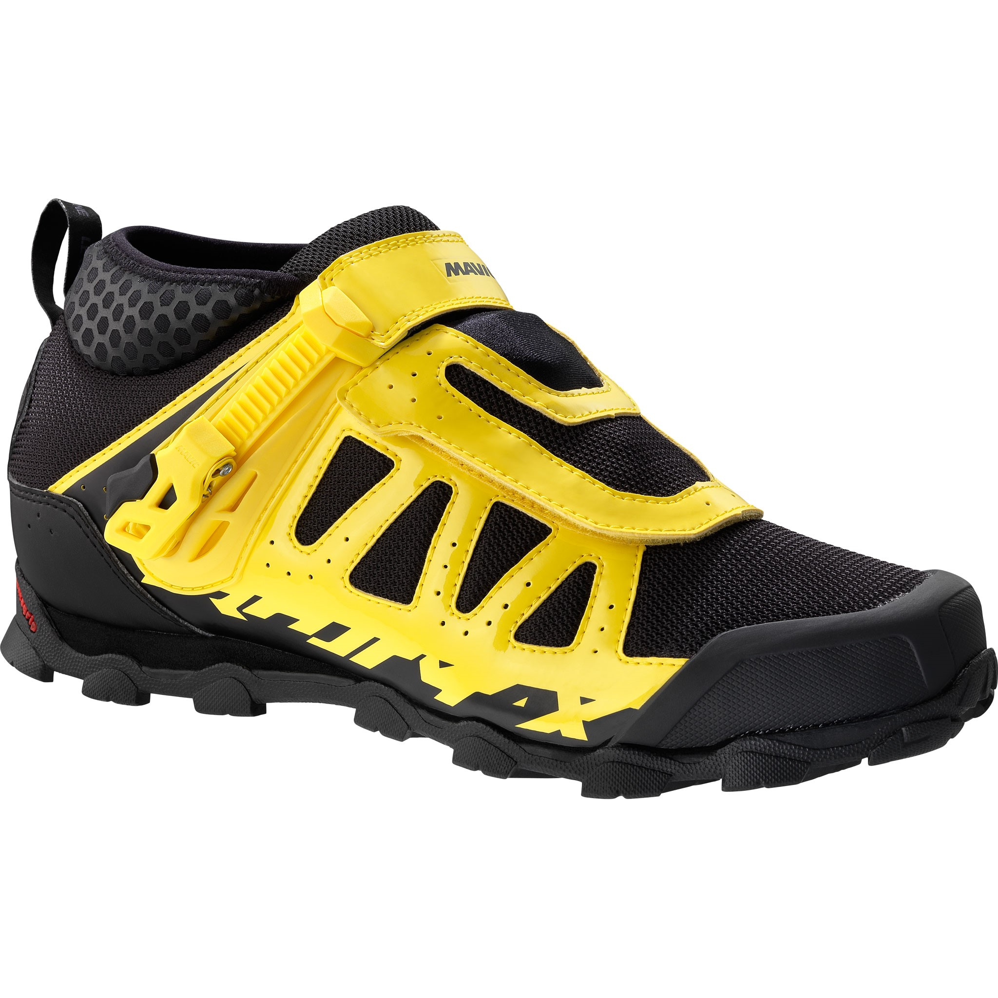 Zapatillas MTB MAVIC CROSSMAX XL PRO Amarillo 2016